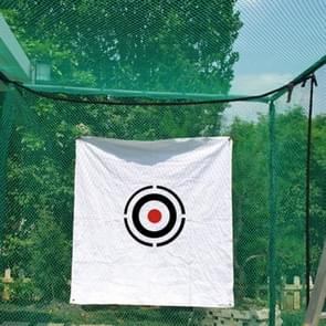 PGM praktijk Target golfschommeling raken doek  grootte: 1.5x1.5m
