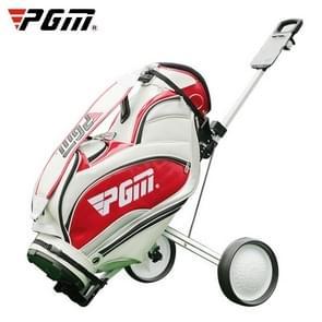 PGM Golf Two-wheeled Folding Hand Pushing Cart