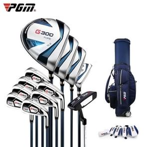 PGM Golf Beginner Full Set Clubs for Men, 12 S-class with Retractable Ball Bag