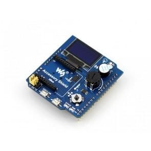 Accessory Shield,Accessory Shield for Arduino Development, Several Accessories IN One Board