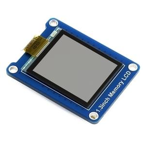 Waveshare 1.3 inch 144x168 Bicolor LCD with Embedded Memory, Low Power