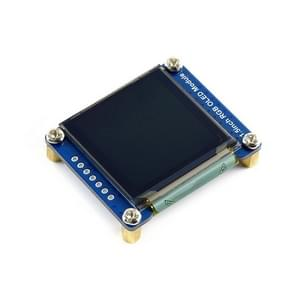Waveshare General 1.5 inch 128x128 16-bit High Color RGB OLED Display Module