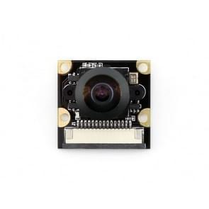 Waveshare RPi Camera (H) Module, Fisheye Lens, Supports Night Vision