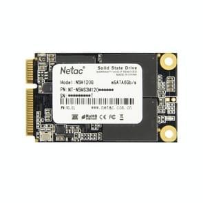 Netac N5M 120GB mSATA 6Gb/s Solid State Drive