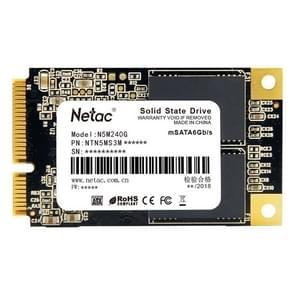 Netac N5M 240GB mSATA 6Gb/s Solid State Drive