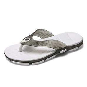 Lichtgewicht zachte en comfortabele non-slip huis casual slippers voor vrouwen (kleur: zwart maat: 37)