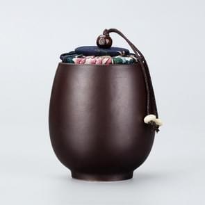 Ceramic Tea Cans Mini Storage Tanks