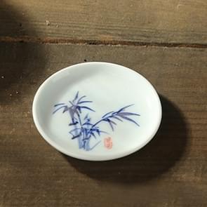 Kung Fu Teaware Heat Insulation Mat Ceramic Cup Pad(Bamboo)