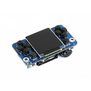 Waveshare Tiny GamePi15 Designed for Raspberry Pi, Good Match for Raspberry Pi Zero