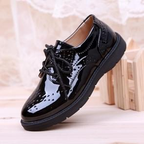 Comfortable Non-slip Wearable Children Shoes (Color:Black Size:33)