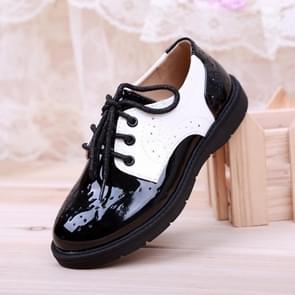 Comfortable Non-slip Wearable Children Shoes (Color:Black White Size:41)