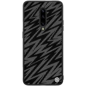 NILLKIN Brilliant Series Twinkle PC+TPU Case for OnePlus 7 Pro(Crepe)