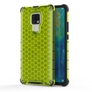 Shockproof Honeycomb PC + TPU Case for Huawei Mate 20 X