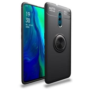 Shockproof TPU Case for OPPO Reno, with Invisible Holder (Black)