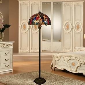 YWXLight Creative Grape Floor Lamp Living Room Restaurant Bar Clubhouse Decoration Light (EU Plug)