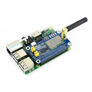 Waveshare SX1262 LoRa HAT 915MHz Frequency Band for Raspberry Pi, Applicable for America / Oceania / Asia