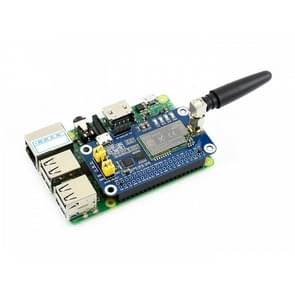 Waveshare SX1262 LoRa HAT 868MHz Frequency Band for Raspberry Pi, Applicable for Europe / Asia / Africa