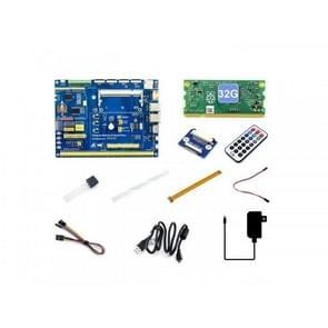 Waveshare Raspberry Pi Compute Module 3+/32GB Development Kit Type A, US Plug