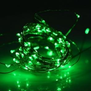 YWXLight 5M 50 LED-ledreeks Fairy Licht Waterdicht koper fairy licht string
