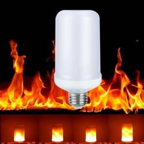YWXLight E27/E26 3528 SMD 99 LEDs 3 standen vlam licht, AC 85-265V