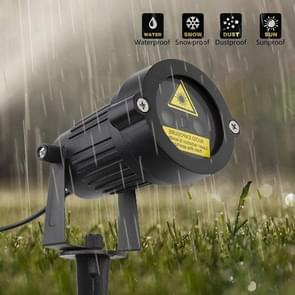YWXLight Outdoor Lawn Lights Christmas Laser Light Ambient Light IP65 Waterproof (US)