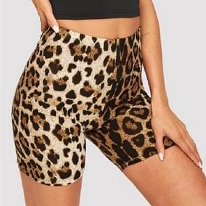 Sexy hip Shorts (kleur: Leopard maat: S)