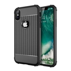 Shockproof Protective Case for iPhone XS Max (Black)