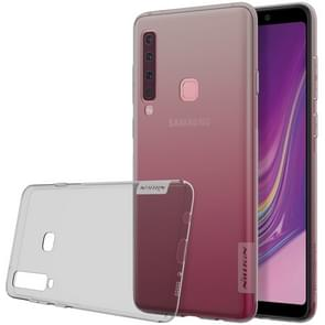 NILLKIN Nature TPU Protective Case For Galaxy A9s / A9 Star Pro / / A9 (2018) (Gray)