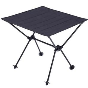 Outdoor Camping Portable Light Folding Table Oxford Cloth Aviation Aluminum Picnic Barbecue Table