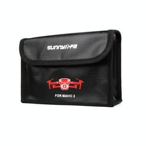 Sunnylife M2-DC273 3 In 1 Battery Explosion-proof Bag For DJI Mavic 2 Pro/zoom