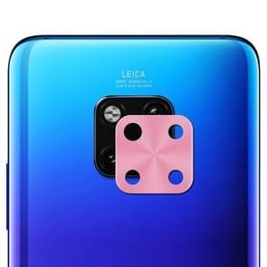 Enkay Hat-Prins achterzijde camera lens metalen beschermkap voor Huawei Mate20 (roze)