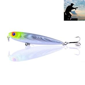 HENGJIA PE006 8cm/8.5g Hard Baits Fishing Lures Tackle Baits Fit Saltwater and Freshwater (1#)