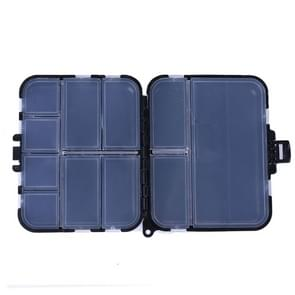 HENGJIA qt062-1 Twelve Grid Clamshell Fishing Gear Storage Fishing Tackle Box