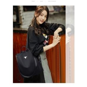 Fashionable PU Leather Anti-theft Women Handbag Shoulder Backpack Bag