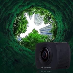 PDV3600 VR Camera Dual Lens 360 Degree Revolutionary Panoramic Wi-Fi  Digital Camera with Holder