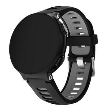 Smart Watch silicone polsband horlogeband voor Garmin Forerunner 735XT (grijs)