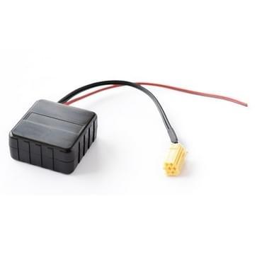 Auto draadloze Bluetooth module AUX audio adapter kabel voor Fiat/Alfa Romeo/Lancia/Mercedes Benz Smart451 AUX Buchse Stecker