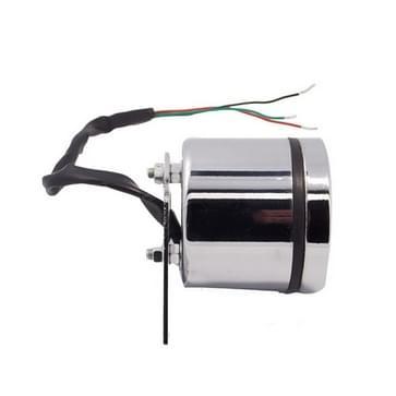 2 in 1 universele digitale Display waterdichte LED Voltage Meter Tachometer voor DC 12V motorfiets