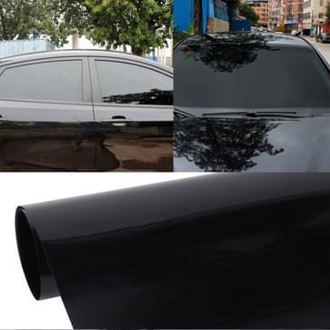 1.52m à 0.5m HJ10 Aumo-mate Anti-UV Cool Change Color Car Vehicle Chameleon Window Tint Film Scratch Resistant Membrane  Transmittance: 9%