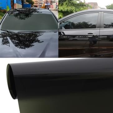 1.52m à 0.5m HJ65 Aumo-mate Anti-UV Cool Change Color Car Vehicle Chameleon Window Tint Film Scratch Resistant Membrane  Transmittance: 28%