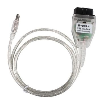 INPA K + CAN met switch USB-interface kabel voor BMW