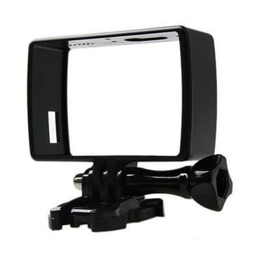 Frame bevestiging beschermende behuizing met basis gesp bevestiging & schroeven voor Xiaomi Xiaoyi II 4K / Xiaoyi II digitale camera