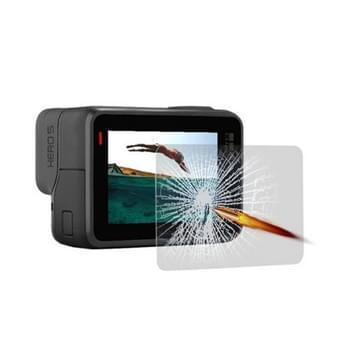LCD Display scherm beschermende gehard glazen folie voor GoPro HERO5