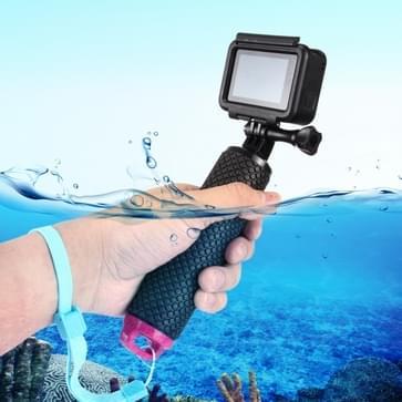 Sport Camera drijvende Hand Grip / Duik Surf Rods met aanpasbare Anti-verlies hand riem voor GoPro HERO 5 / 4 / 3+ / 3 & Xiaomi Xiaoyi Yi / Yi II 4K & SJCAM
