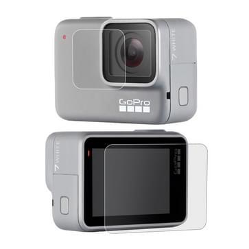 Sport Camera Lens speciale beschermlaag voor GoPro Hero7 wit / Hero7 zilveren