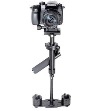YELANGU S40N Aluminum Handheld Stabilizer for Camcorder DV Video Camera DSLR