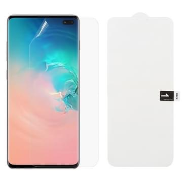 Soft Hydrogel Film Full Cover Front Protector for Galaxy S10 Plus
