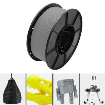 1 0 KG 3D-printer filament PLA-F composietmateriaal(grijs)