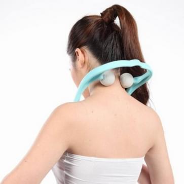 FunAdd nek Vertebra Roller bal Massager  voorkomen cervicale gespecialiseerd  willekeurige kleur levering