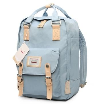 Fashion Casual rugzak Laptop tas Student reistas met handvat  grootte: 38 * 28 * 15 cm (Baby blauw)